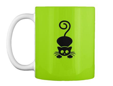 Katze Spielend ( Verfügbar über Teespring )