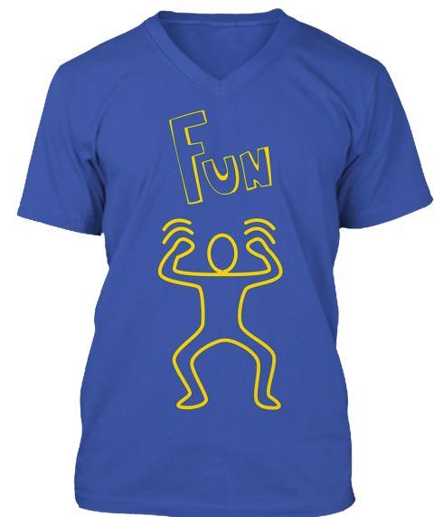 Fun T-Shirt ( Verfügbar über Teespring )