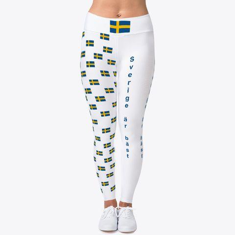 Sverige är bäst WM Leggins ( Verfügbar über Teespring )