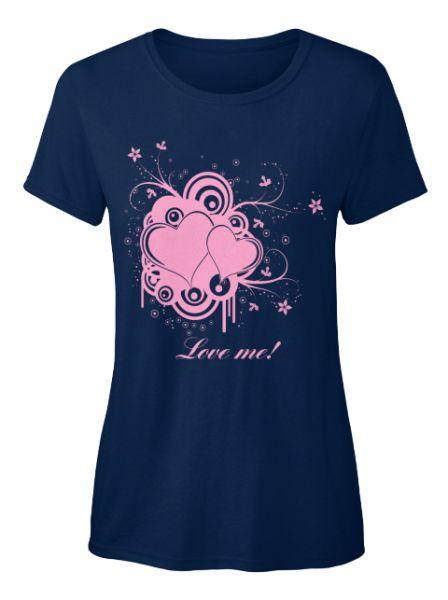 Love Me ( Verfügbar über Teespring )