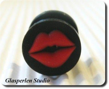 Plug Lippen 8mm