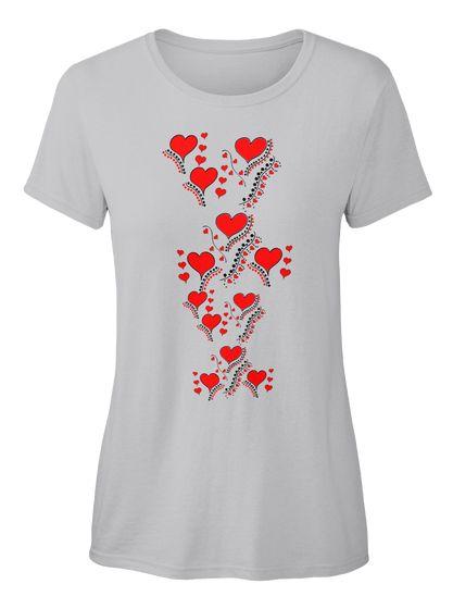 Lovely Heart ( Verfügbar über Teespring )