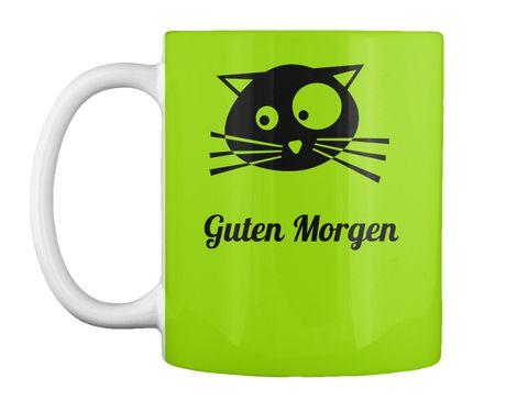 Guten Morgen ( Verfügbar über Teespring )