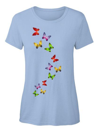 Butterfly T-Shirt Summer ( Verfügbar über Teespring )