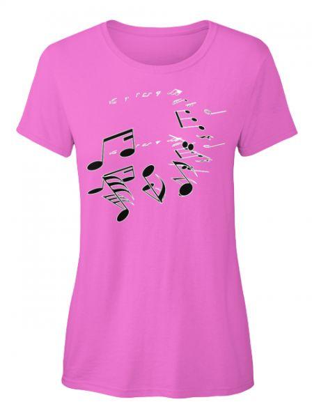 T-Shirt Noten ( Verfügbar über Teespring )