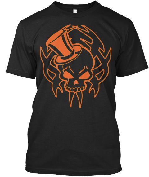 Totenkopf T-Shirt ( Verfügbar über Teespring )
